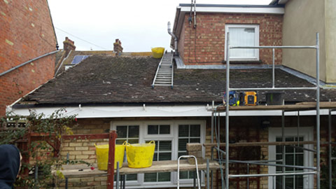 General Roofing In Folkestone Daniel Kirby Roofing And Building