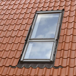 A Velux Roof Window